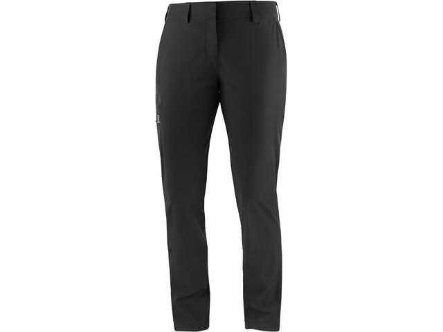 Salomon Wayfarer Pants Women, black